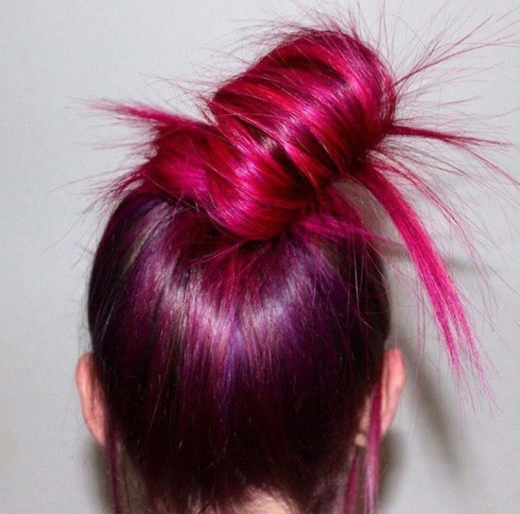 Directions Plum And Rose Red Hair Secrets In 2019 Haarfarben