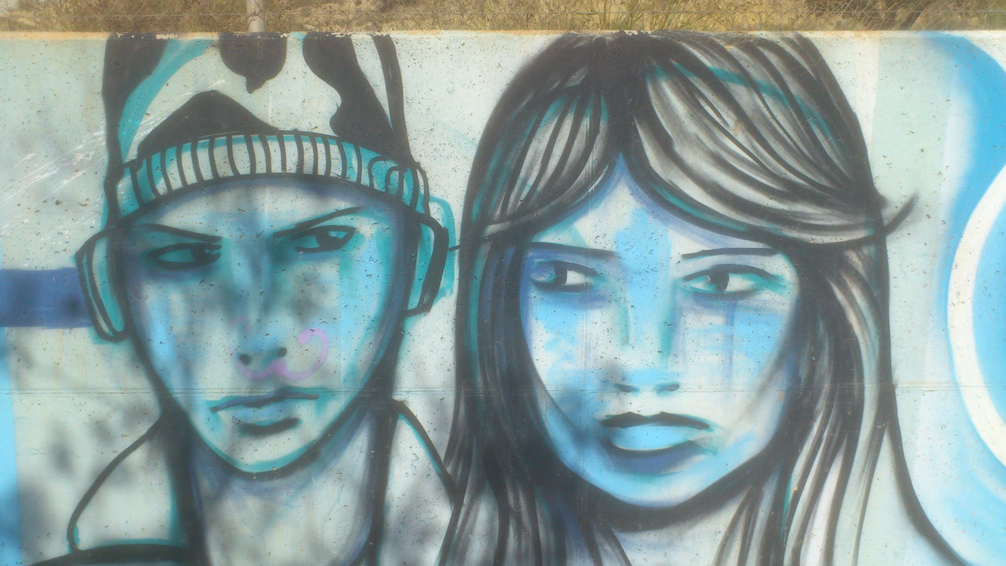 Street Art. Alicante.