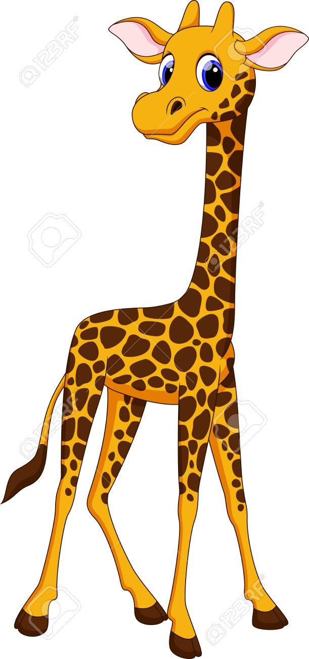 Cute giraffe cartoon animals comics drawing pinterest - Cartone animato giraffa da colorare pagine da colorare ...