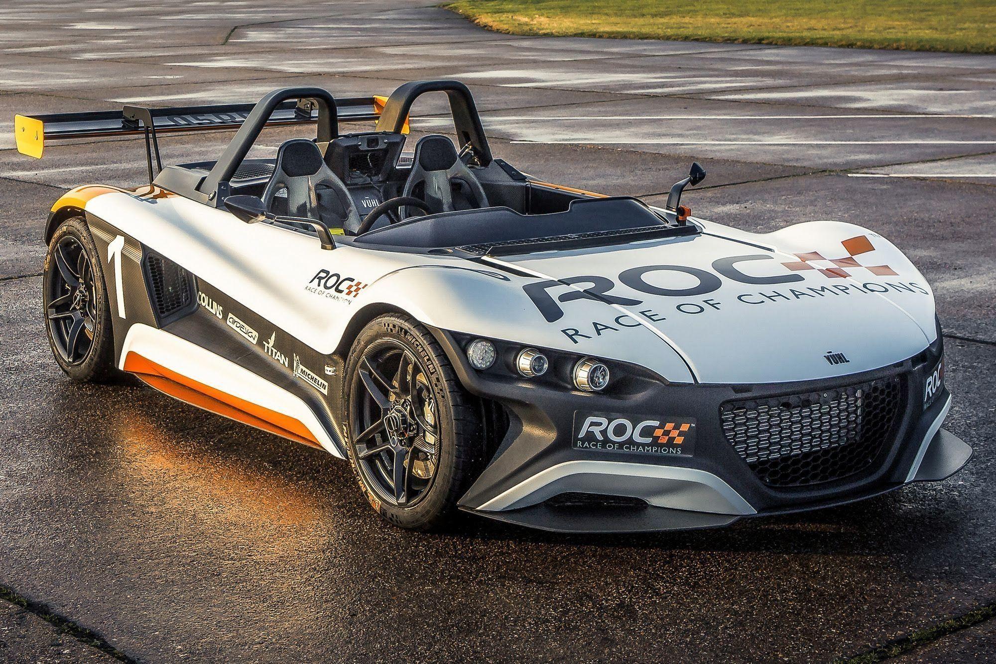 2020 Vuhl 05 Speed Test