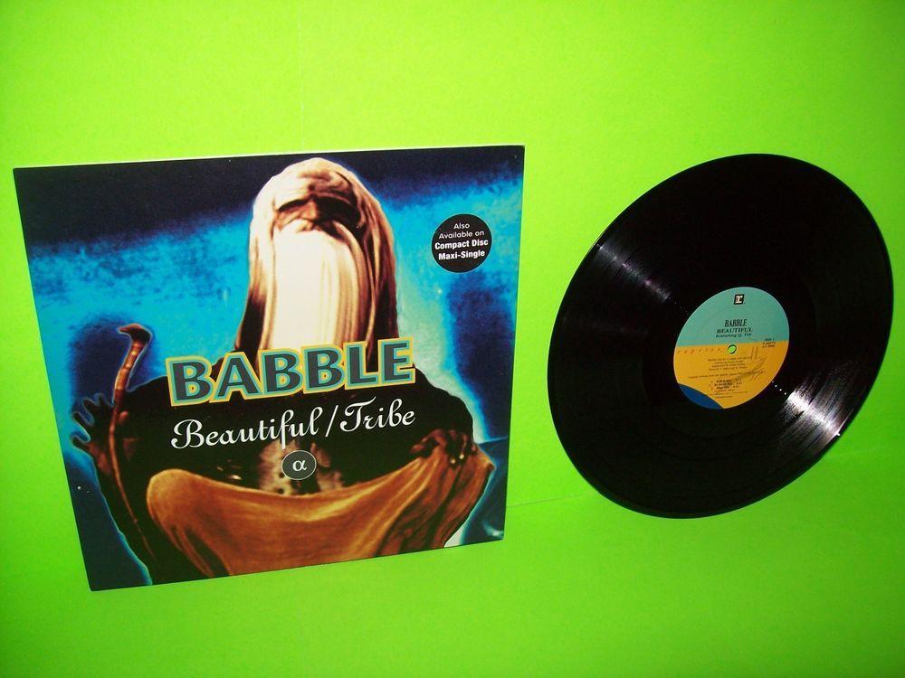 ... Tribe Vinyl 12