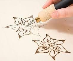 Pyrogravure Recherche Google Brandmalerei Malerei Holzkunst