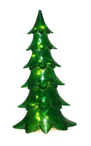7142 12500 barcana 29 inch illuminated fiberglass alpine tree christmas light barcana 29 inch illuminated fiberglass alpine tree - Barcana Christmas Trees