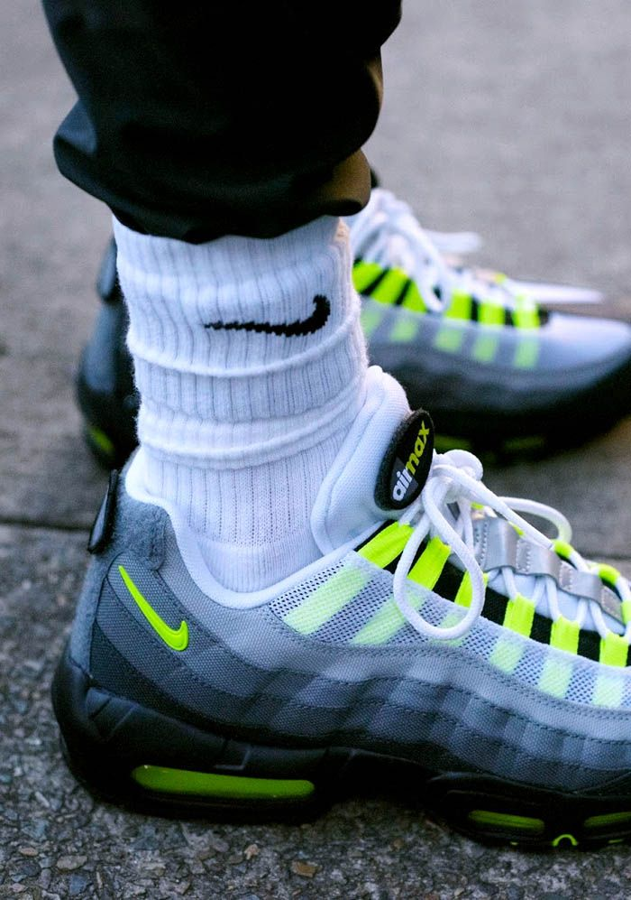Patch. Mens fashion casual outfits, Nike air max 95