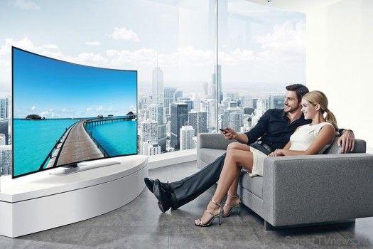 Телевизоры Samsung 4К UHD
