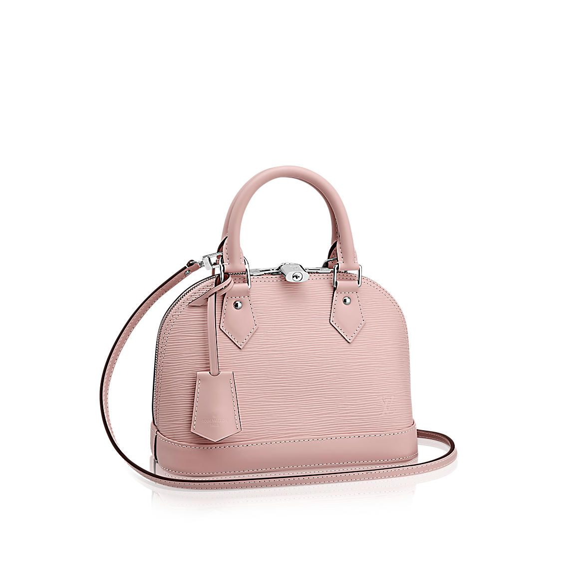 5742f0659163 Discover Louis Vuitton Alma BB The charming Alma BB traces its