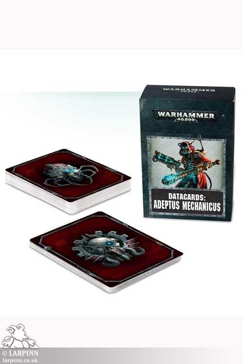 Warhammer 40k Adeptus Mechanicus Codex NIB