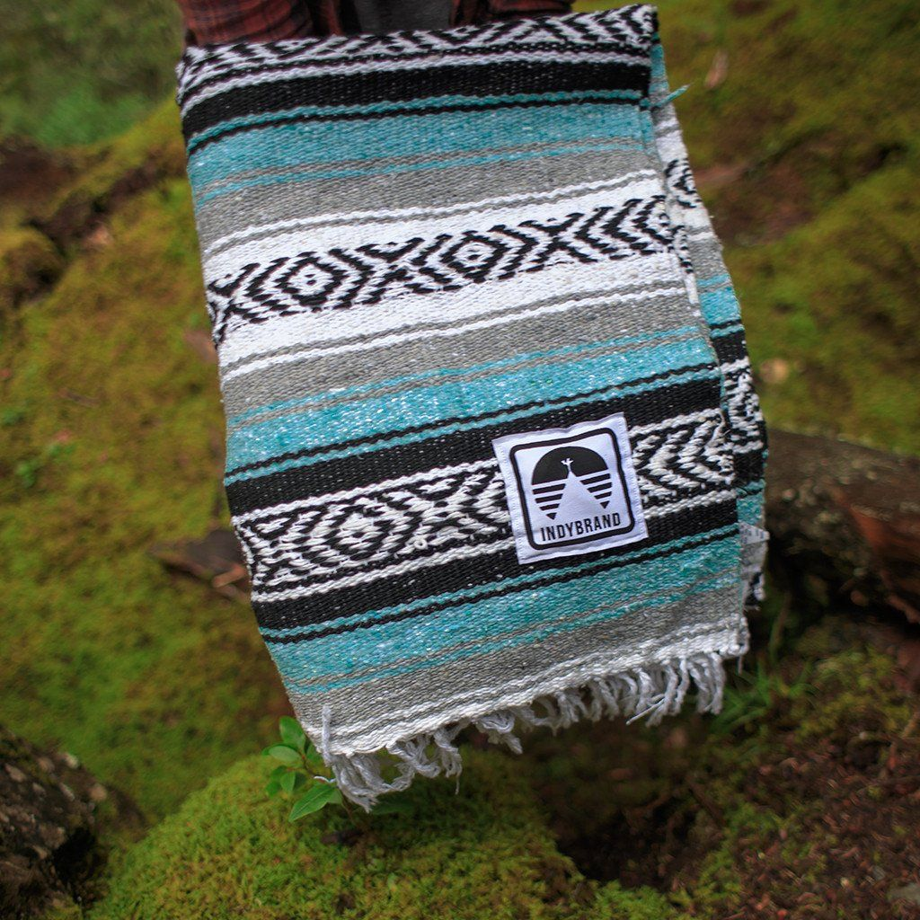 Handcrafted in Mexico, our blankets are not like any other 'Mexican' style blankets you'll find at local shops or National Parks. They are extremely soft and durable and are up for tagging along anywh