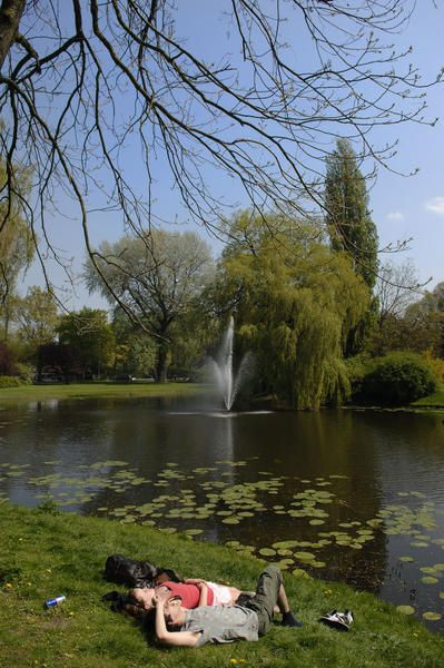 Parken Leeuwarden