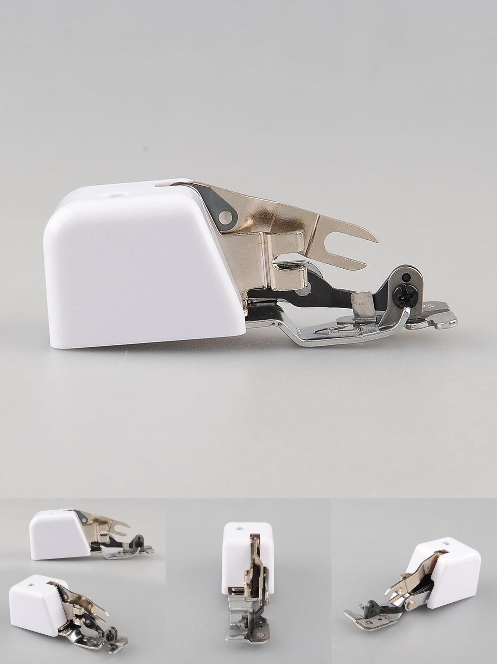 Visit to Buy] 1 Side Cutter Overlock Presser Feet Zig Zag Sewing ...