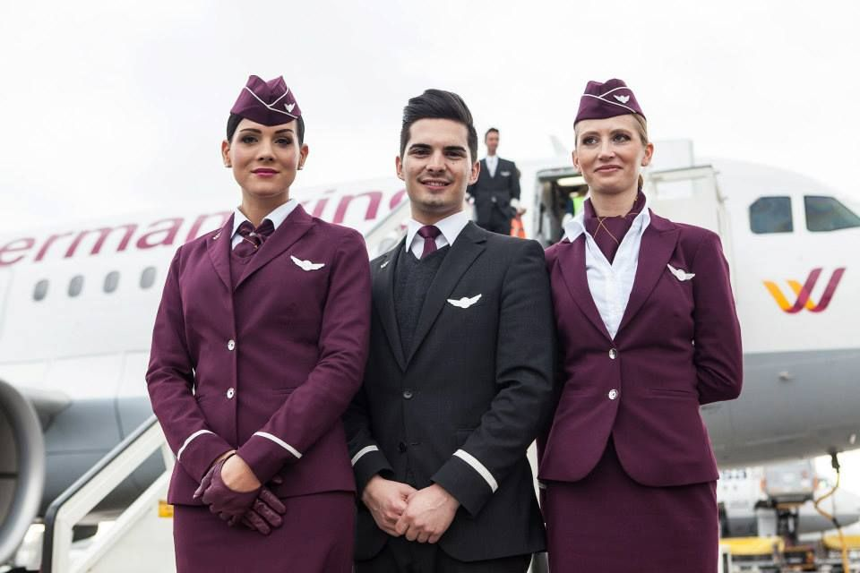 Germanwings Uniform Uniforms Flight Attendant \/ Stewardess - british airways flight attendant sample resume