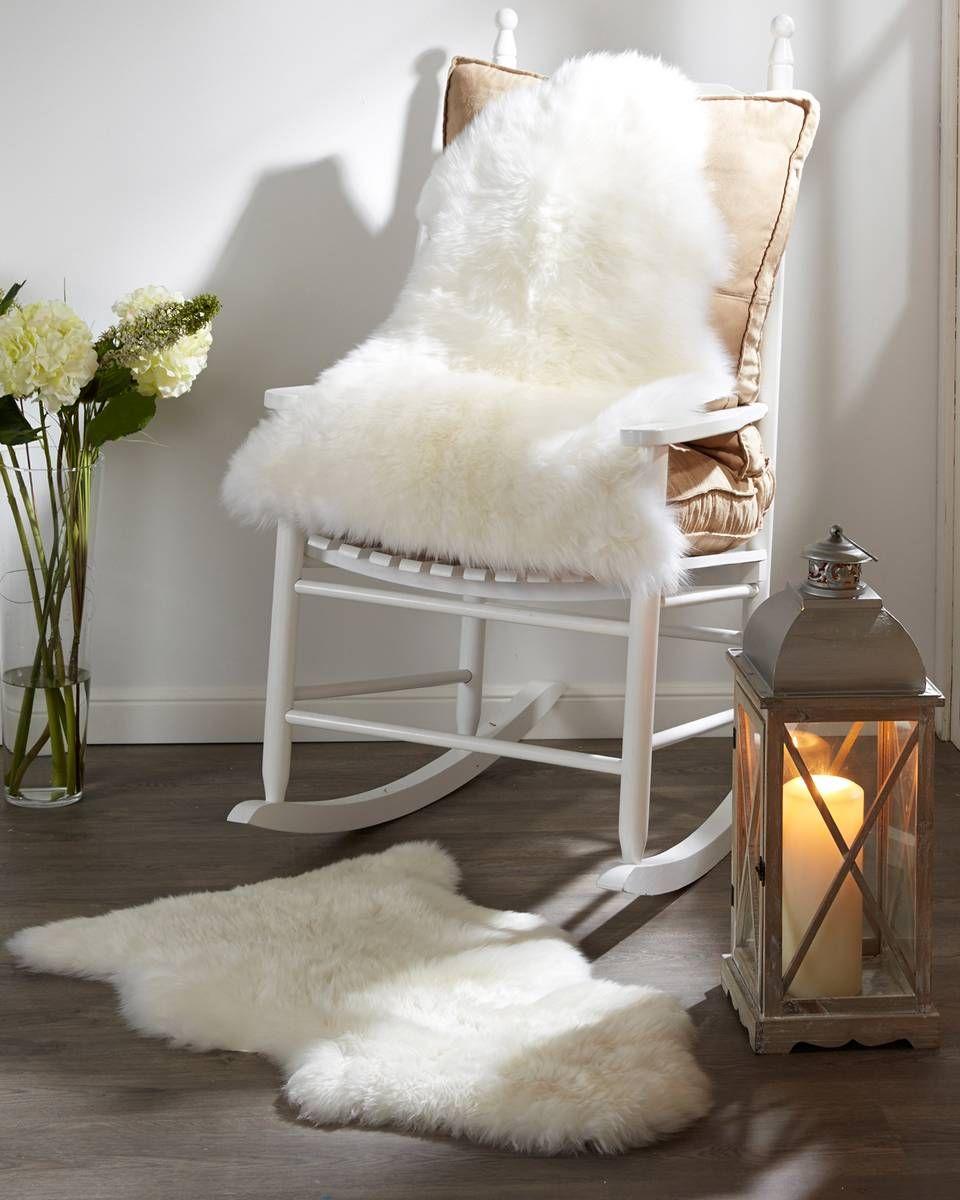 Schlafzimmer dänisches bettenlager  Lammfell (50 x 85 cm) - Teppiche & Fußmatten - Für alle Räume ...