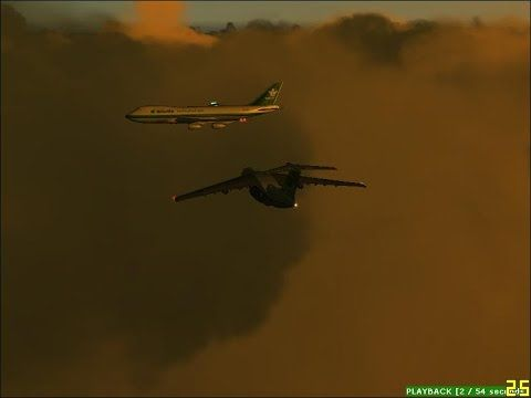 Fs2004 Sight Unseen Charkhi Dadri Mid Air Collision Aviation Accidents Tenerife Airport Disaster Air