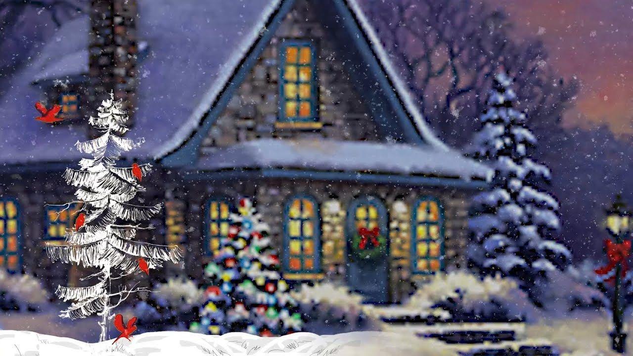Christmas Peaceful Music, Christmas Traditional Music