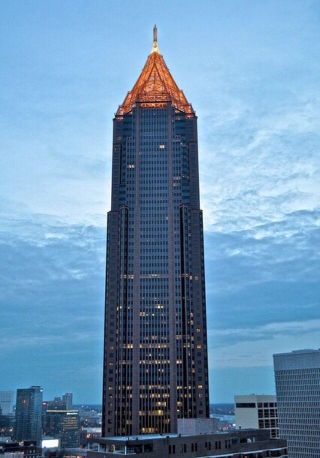 Nations Bank Building, Atlanta, GA