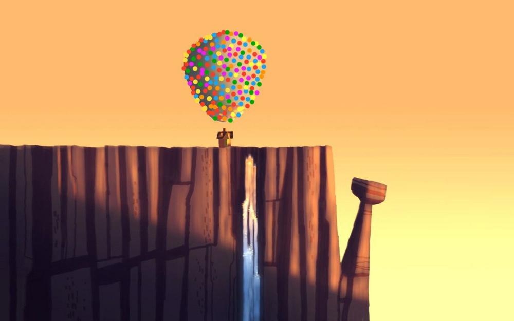 Paradise Falls Google Search Up Pixar Up Animated Movie Disney Up