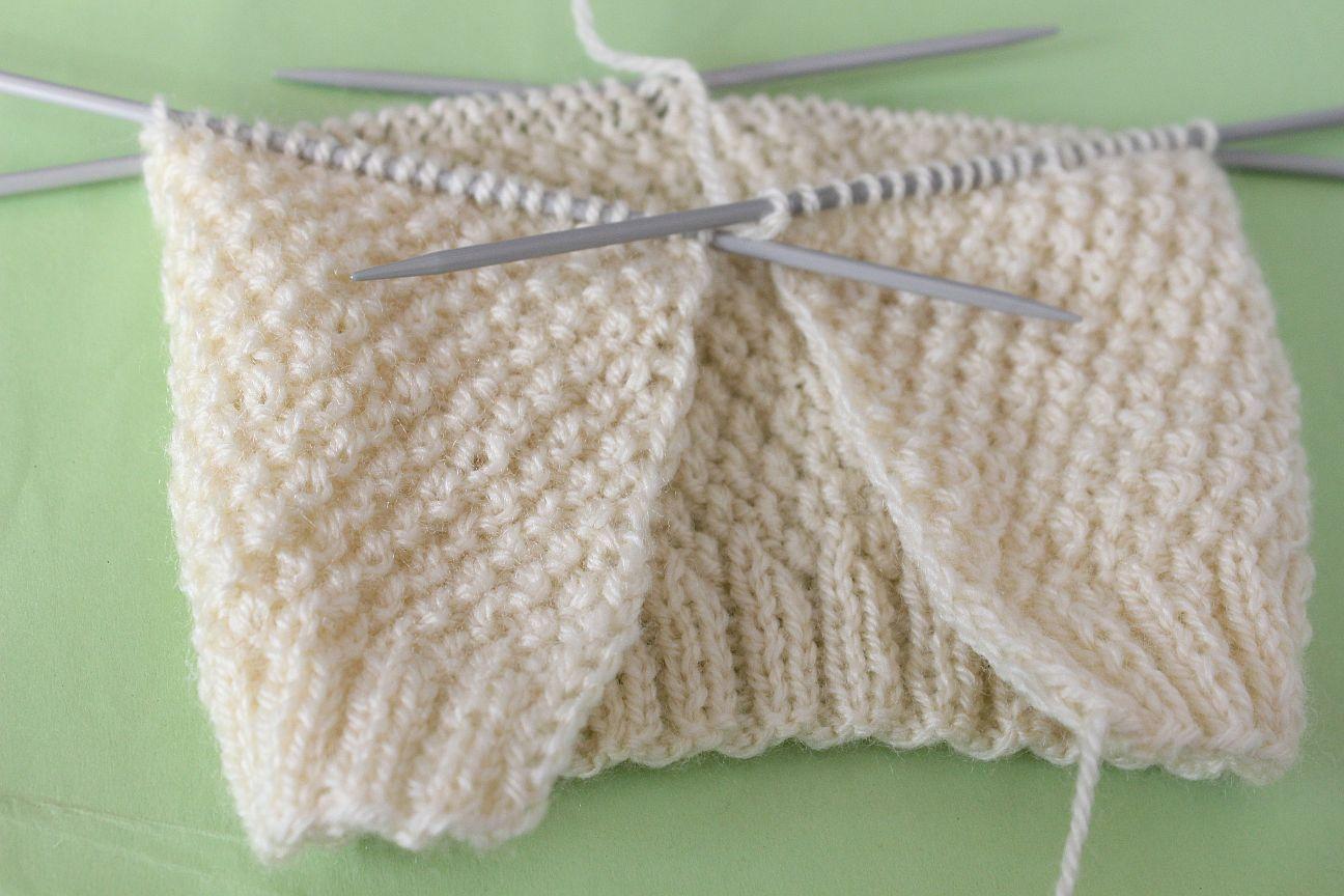 Kostenlose Strickanleitung für Babymütze #bonnets