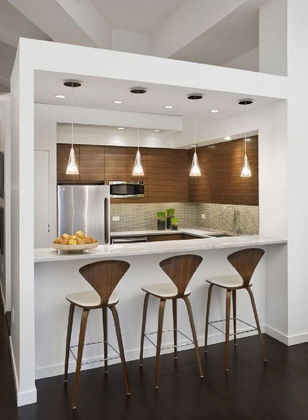 20+ Cute Apartment Interior Ideas | Cocinas