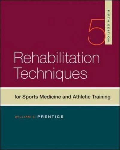 Rehabilitation Techniques In Sports Medicine Sports Medicine