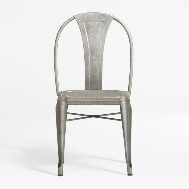 Lyle Metal Dining Chair Reviews Crate And Barrel In 2020