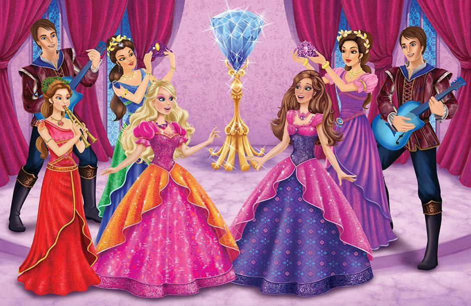 Ulkutay Creative Barbie In 2019 Barbie Fairytopia Barbie