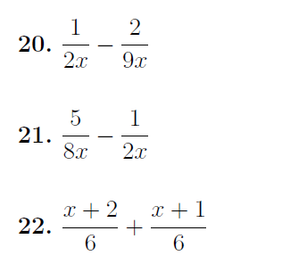 45++ Luxury math worksheets fractions info