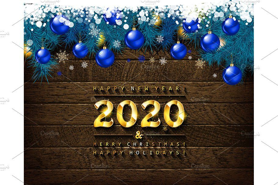Very Christmas Ad 2020 5 new yaer banners | Happy new year 2020, Merry christmas and
