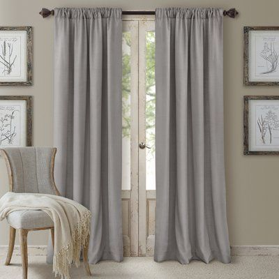 Shop Joss & Main for stylish Curtains & Drapes to match your unique ...