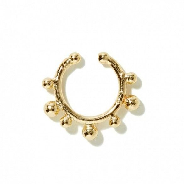 Nasty Gal We Ball Out Ear/Septum Cuff