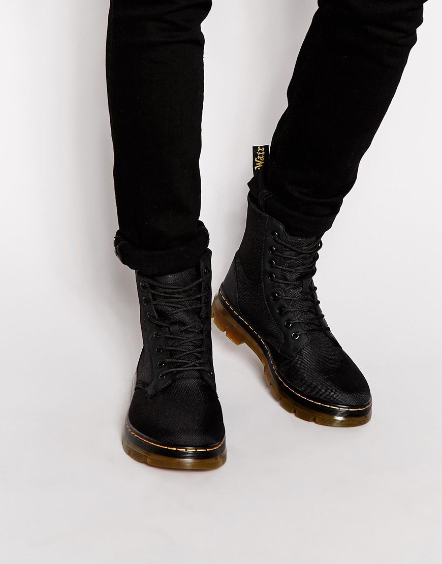adbfb2bea7c Dr Martens Tract Fold boots in 2019 | Project X | Dr martens outfit ...