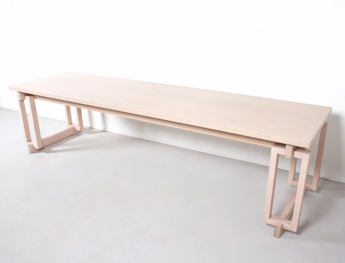 Church Dining Table From The Seventies By Unknown Designer For Unknown Producer Large Wooden Dining Tables Wooden Dining Tables Dining Table