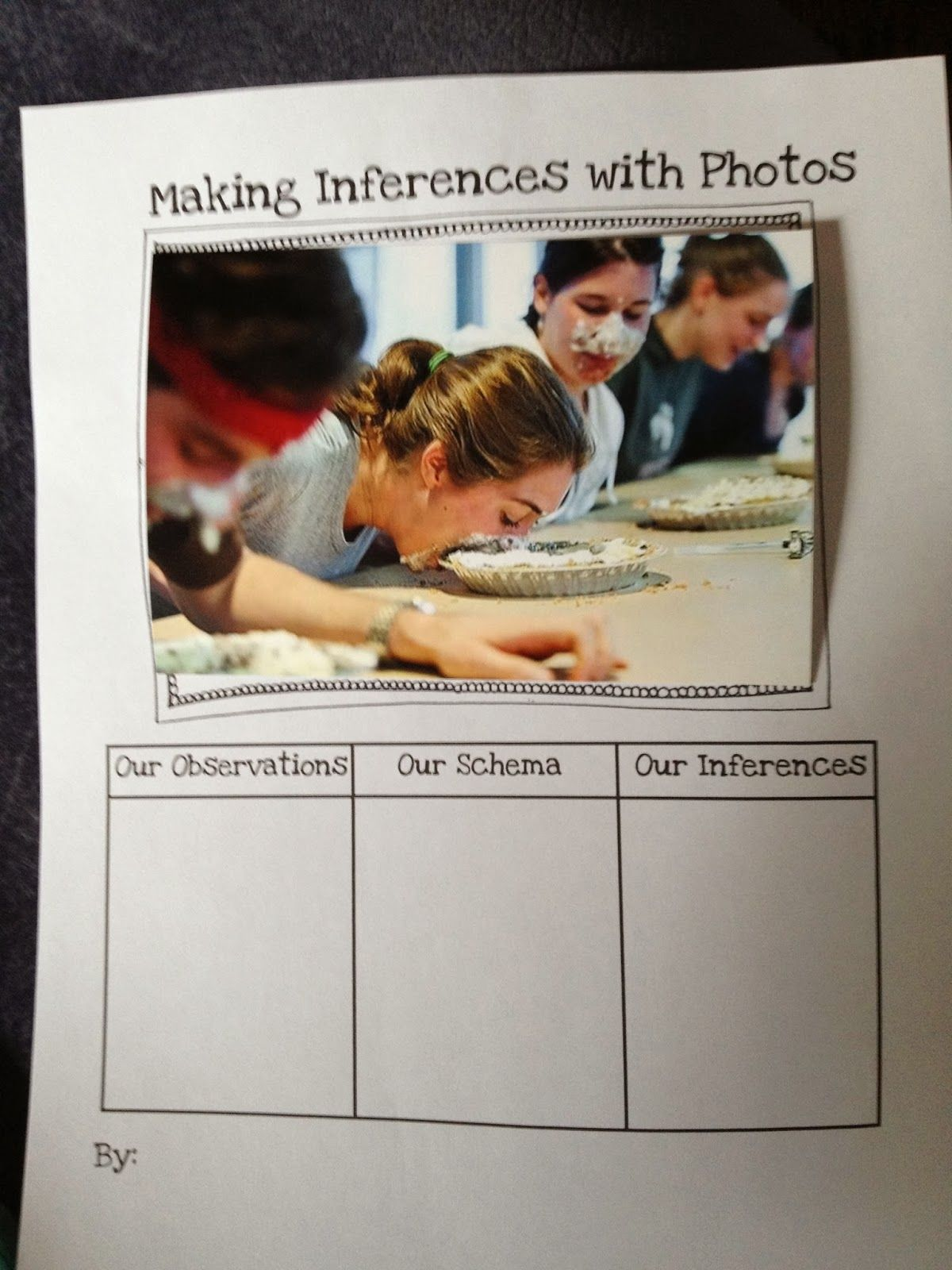 Fabulous In Fifth Using S For Inferencing