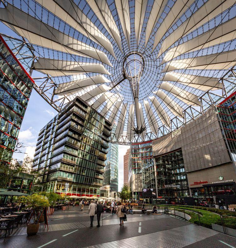 Guide To Berlin S Potsdamer Platz Potsdamer Platz Berlin Sights Berlin Travel