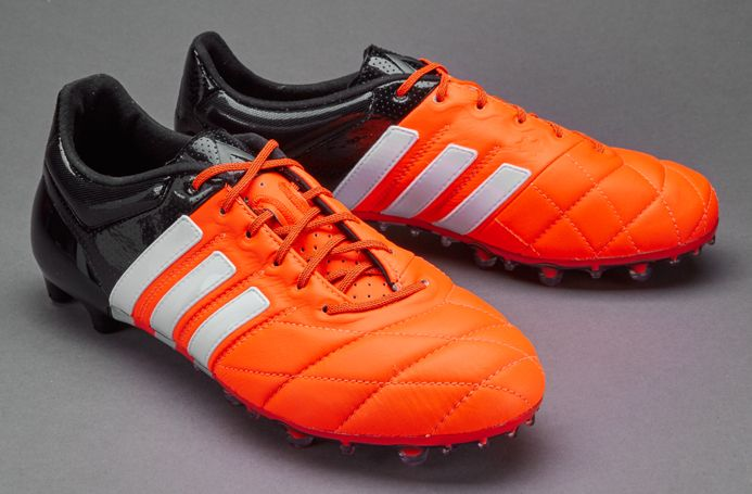 e480dff50 ... adidas ace 15.1 fg ag leather solar orange white core black