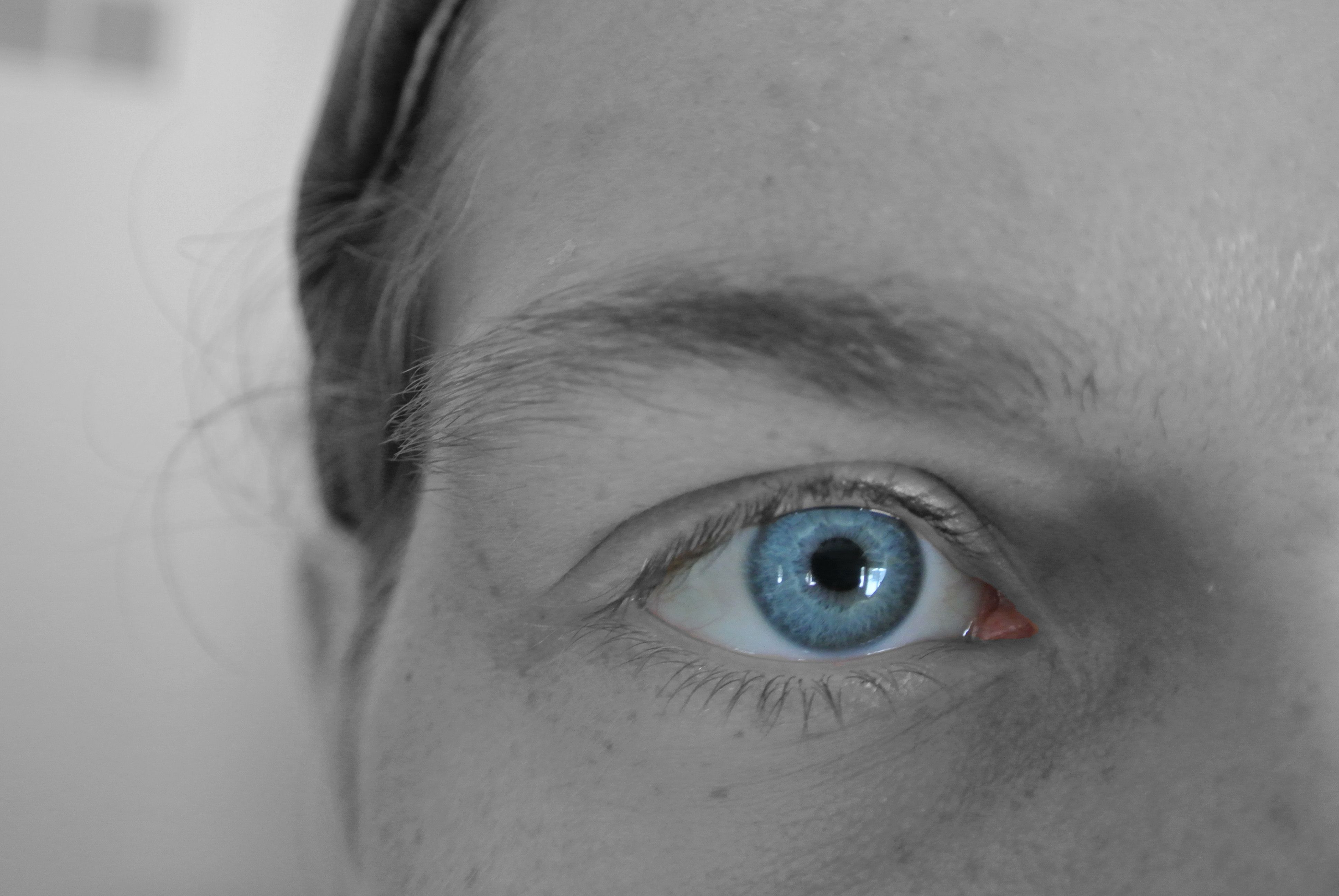 """Submitted by: Kaylee Phillips  Category: Photography  Mediums: Nikon Digital Camera, Adobe Photoshop CS6  """"Blue"""""""