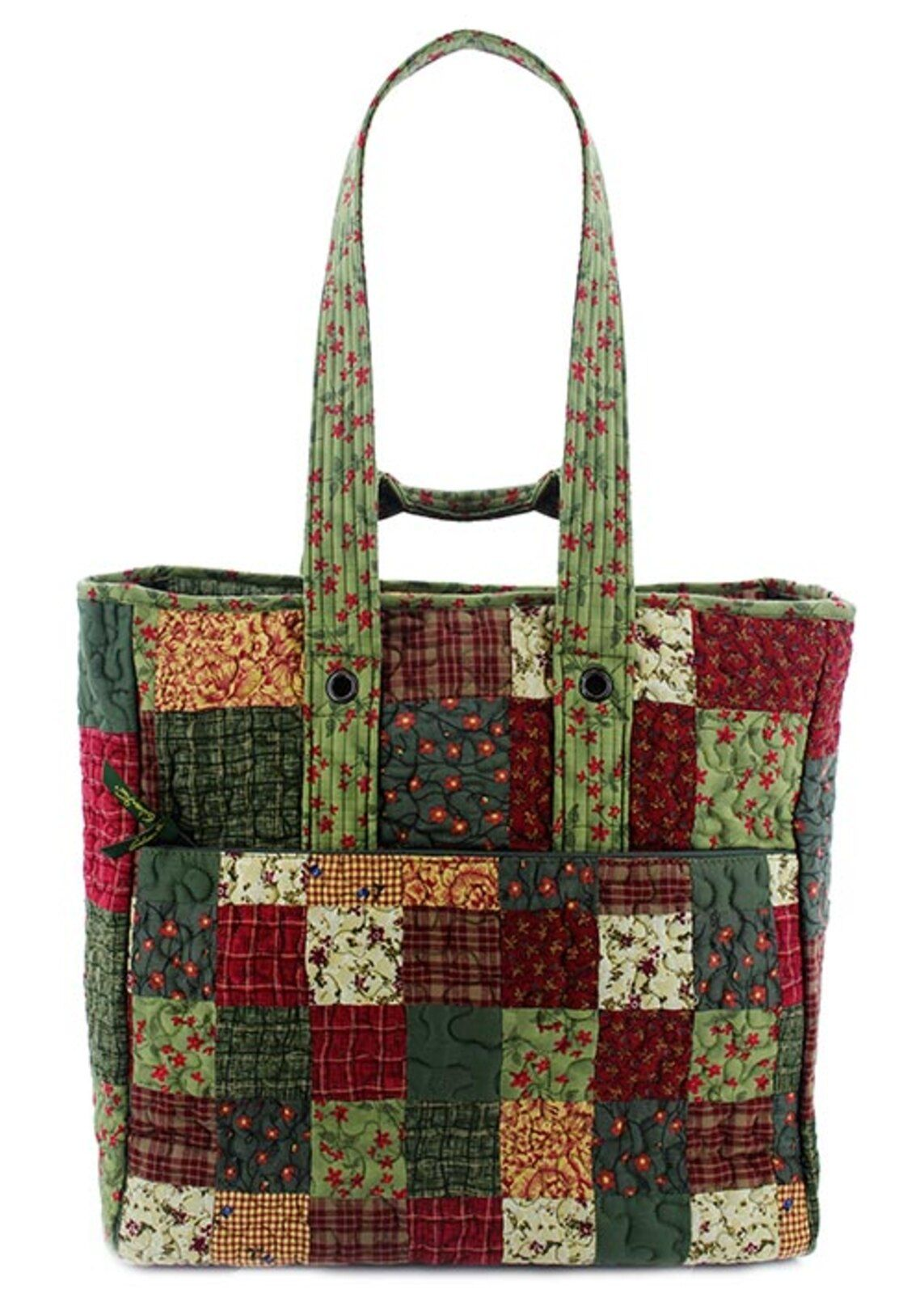 Bolsa Kimberly Lily em Patchwork Original – Bolsa de moda