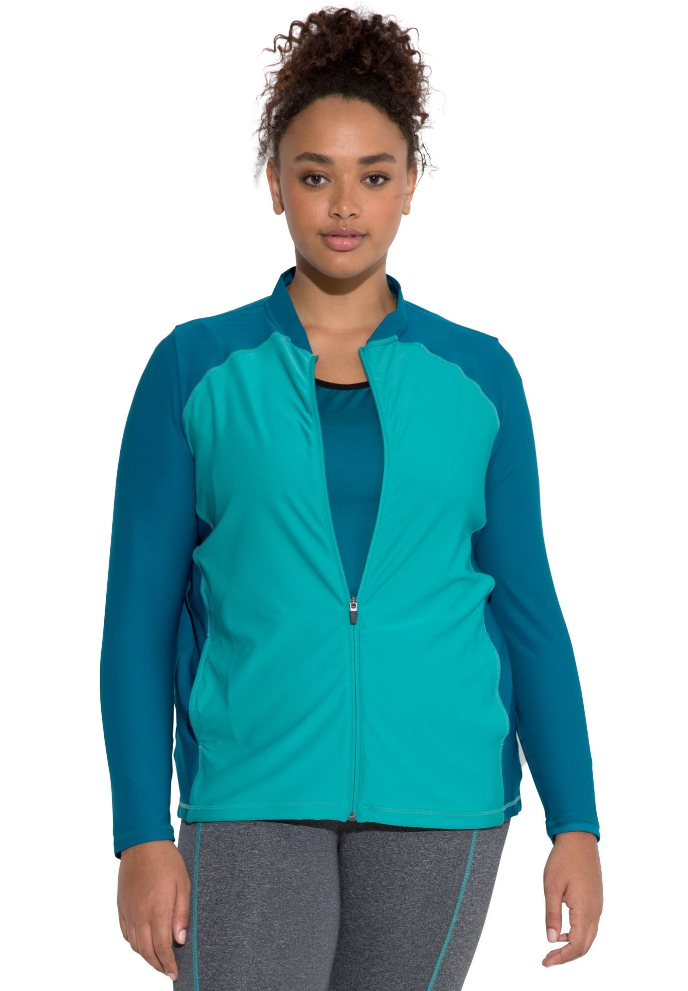 purchase authentic first rate nice shoes The active jacket by fullbeauty SPORT - Women's Plus Size ...