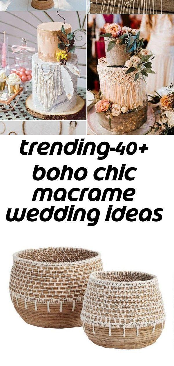#Boho #Chic #Ideas #love #Macramé #Trending40  – macrame
