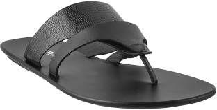 Metro Men 11,Black Sandals | Black