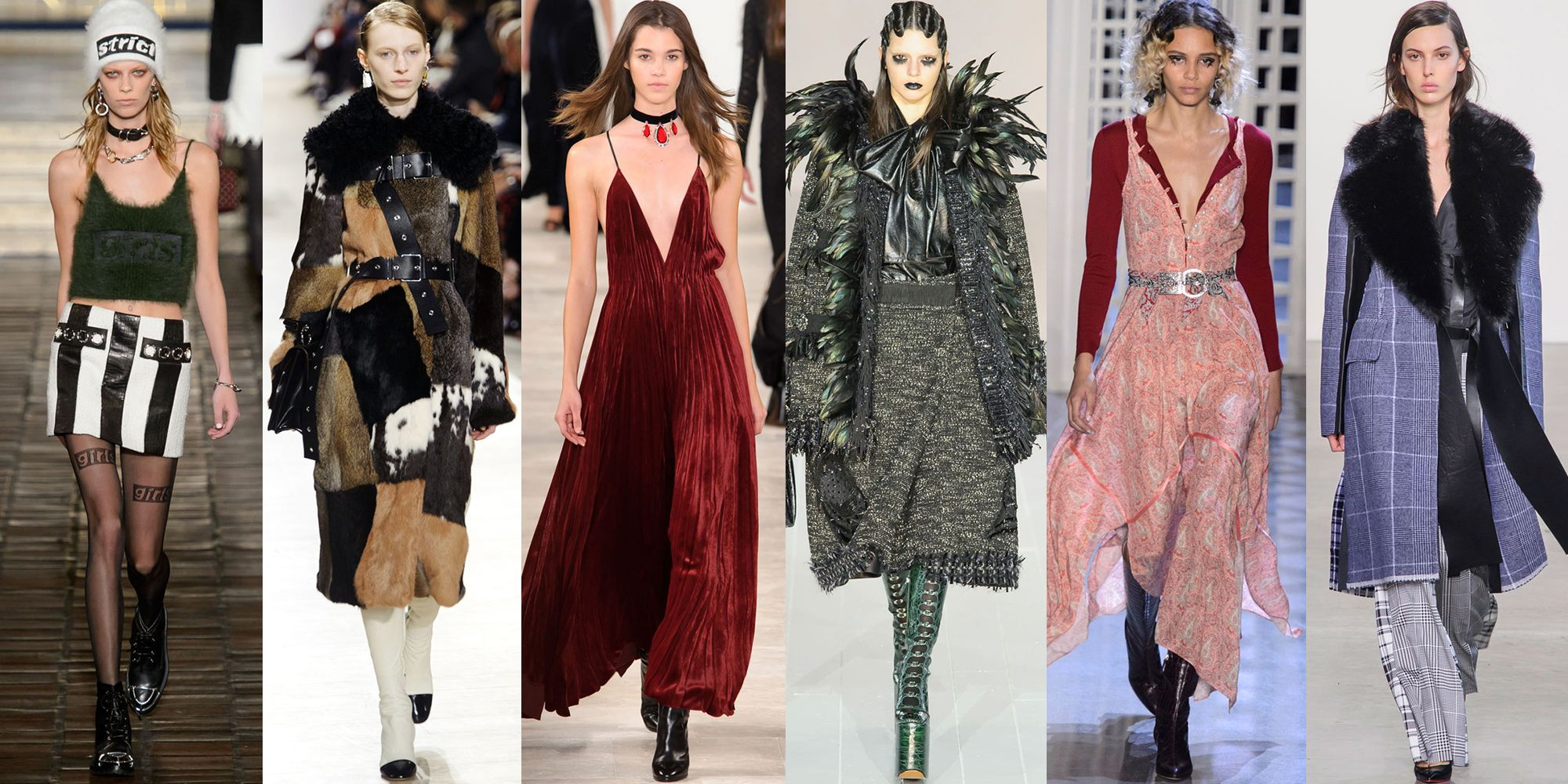 Fashion trends for fall - 9 Fall 2016 Trends To Know From New York Fashion Week
