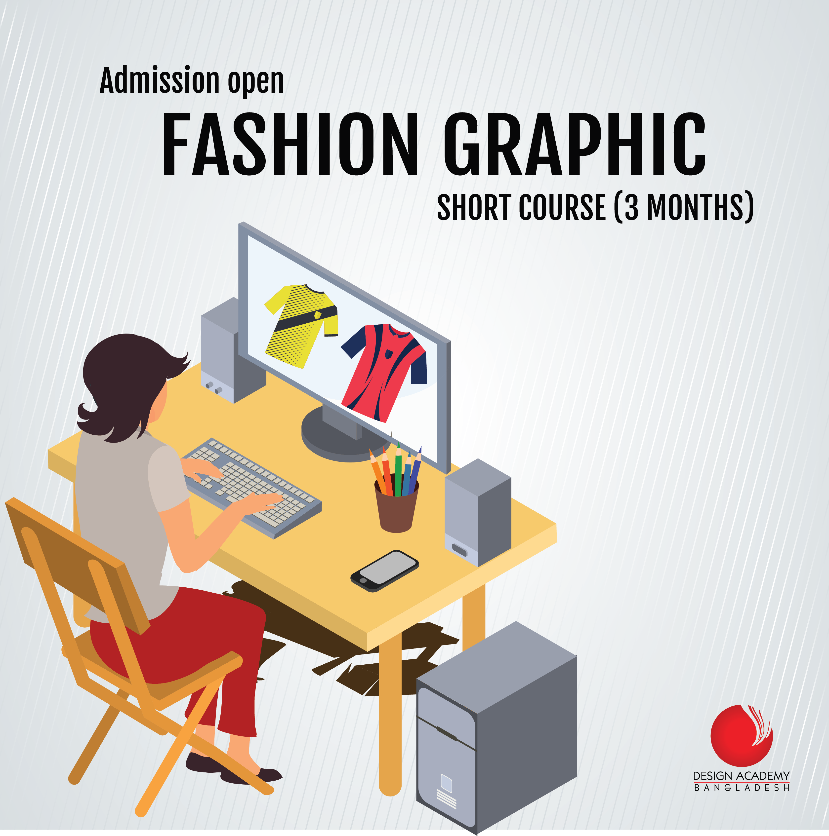 Pin By Design Academy Bangladesh On Academic Subject List Diploma In Fashion Designing Fashion Graphic Design Design