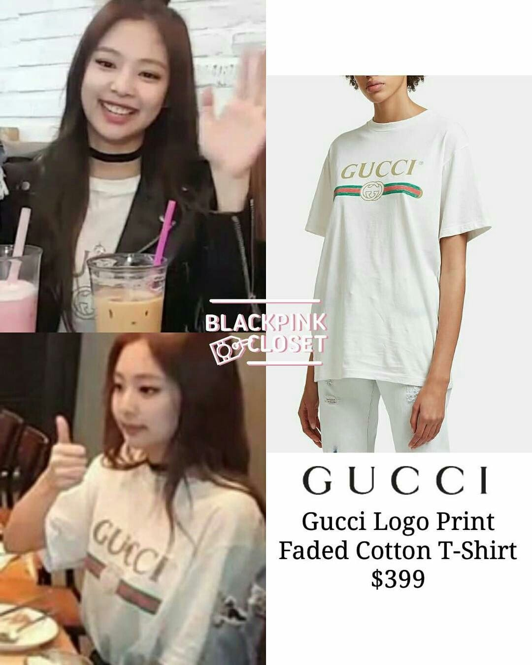 afee68fd9b5 Blackpink jennie fashion  gucci  tshirt  kpopfashion  yg  blackpinkfashion   stay  whistle  boombayah  asifitsyourlast  blackpinkfashion  jennie