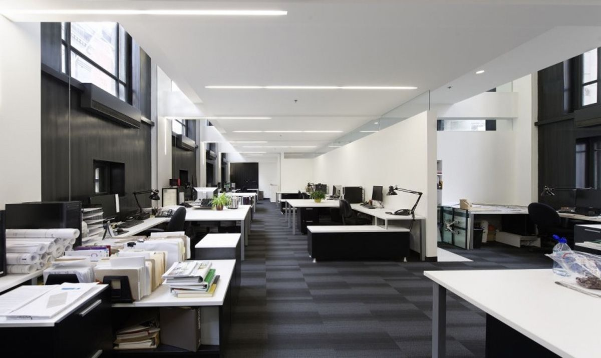 Amazing Office Interior Design Construction Styles World Interior Designer