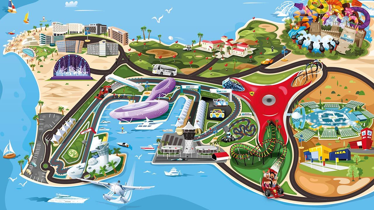 Yas Island Abu Dhabi Http Www Viceroyhotelsandresorts Com Http Www Yasisland Ae En Visiting Welcome To Yas Island