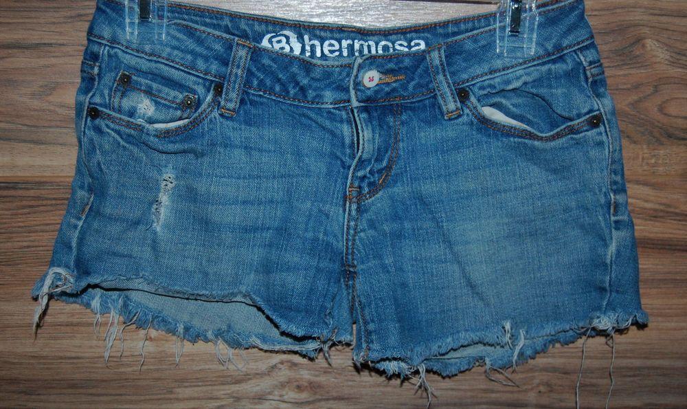cut off jean shorts funny