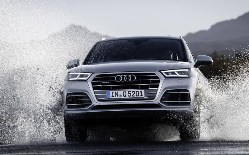 Audi Q5 2018 Http Www Suvdrive Com Comparison Audi Q5 Prestige Quattro 2018 Vs Land Rover Discovery Sport Hse 2017 Audi Q5 Audi Audi Cars