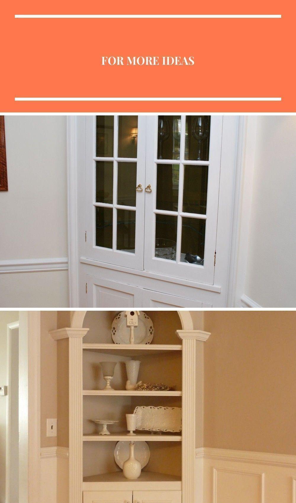 Photo of Comedor empotrado incorporado Déle a su hogar mucho espacio de almacenamiento y estilo con …..