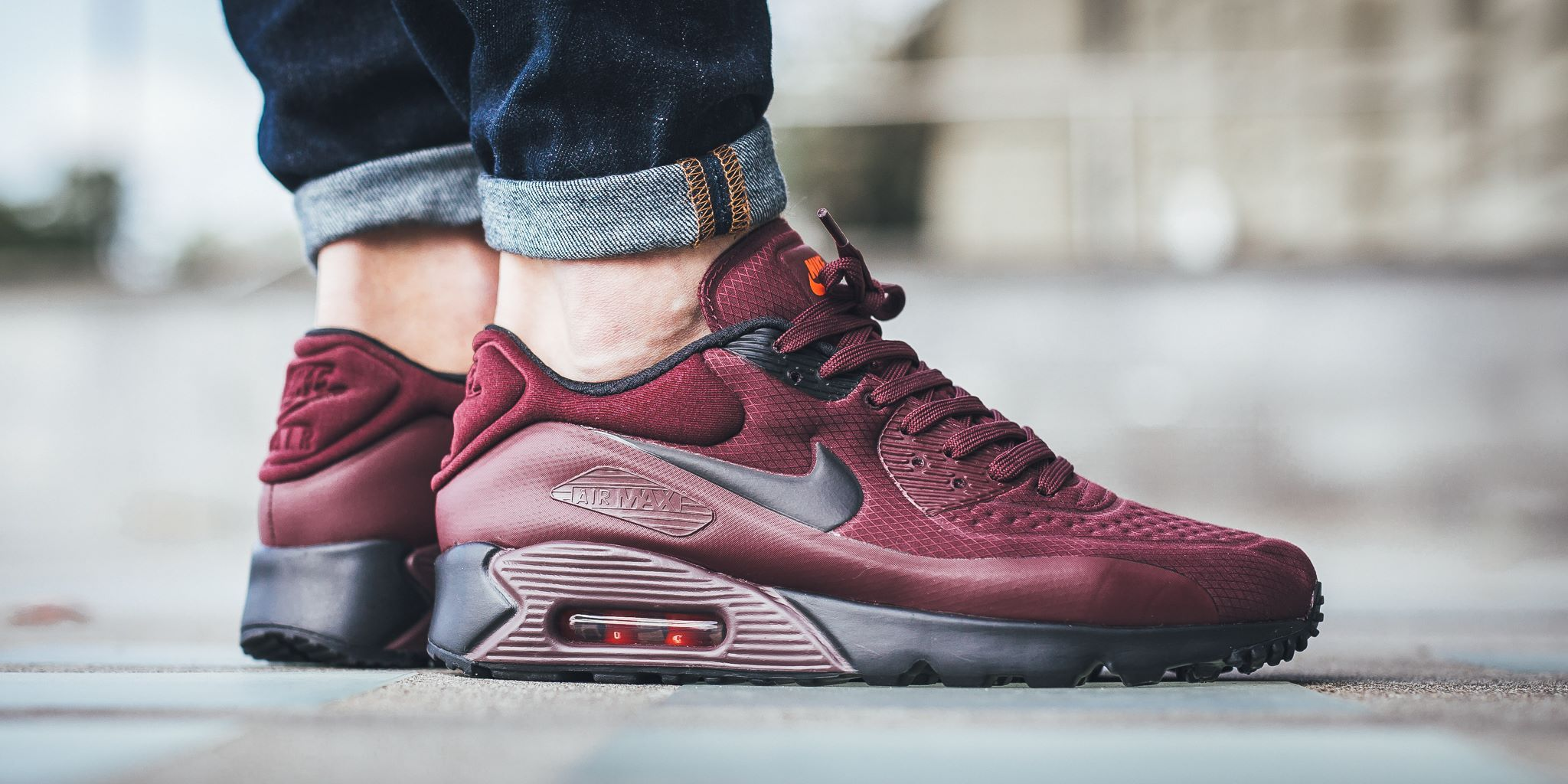 Air Max 90 Ultra Soi Nuit Marron / Or Métallique / Nuit