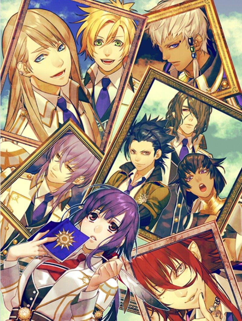 Pin by Anime ♡ on Kamigami no Asobi Anime, Anime shows