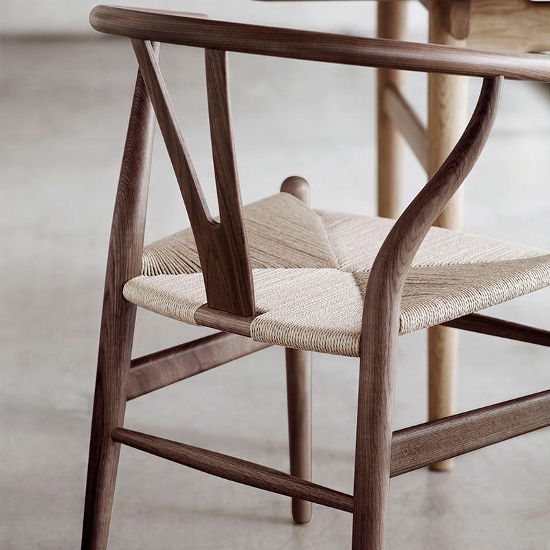 Carl Hansen Ch24 Wishbone Chair Kitchen In 2018 Pinterest